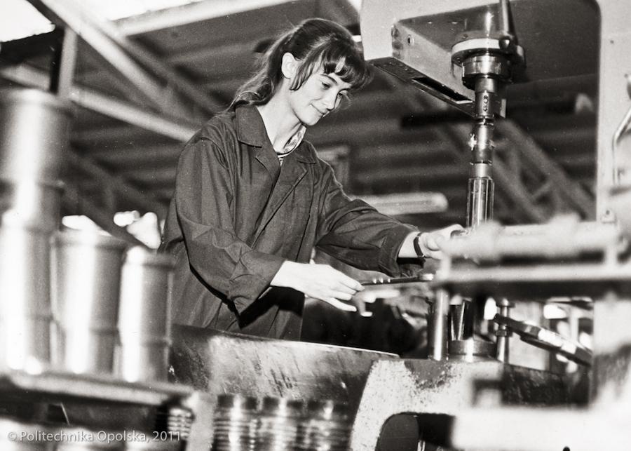55 lat kształcenia inżynierek